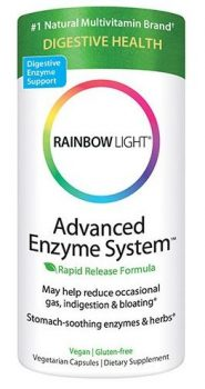 Rainbow Light Advanced Enzymes