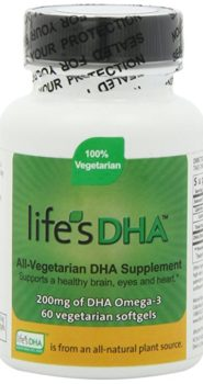 New Market Life's DHA (for strict vegans & vegetarians)