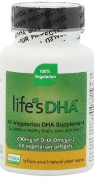 New Market Life's DHA (for strict vegans & vegetarians)