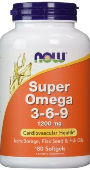 NOW Foods Super Omega 3-6-9