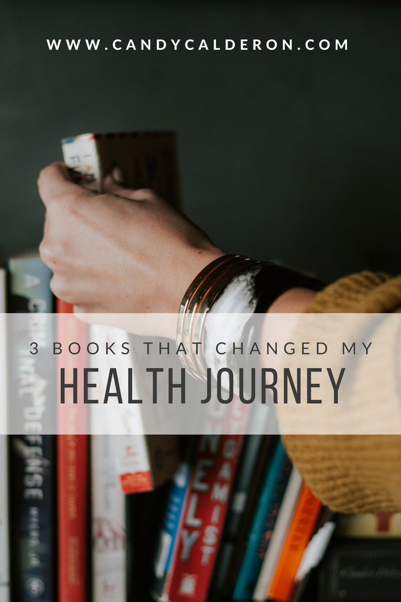 These books made a profound impact in my life & health journey, I want to share them all with you!