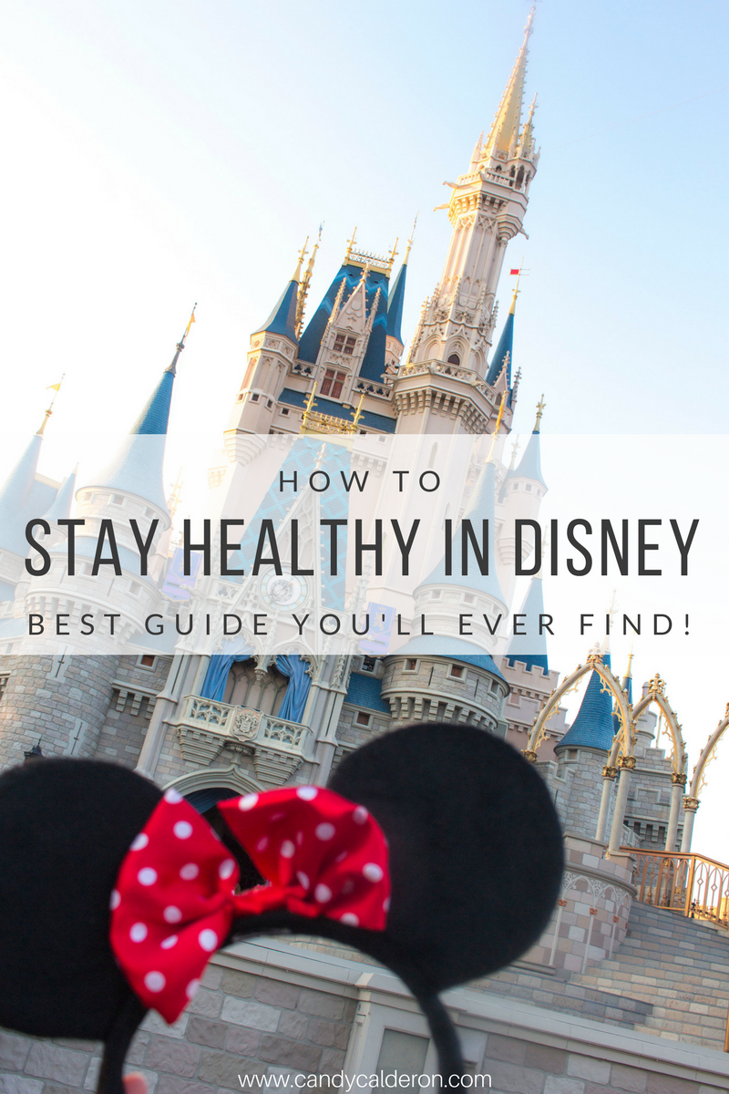 Can you stay healthy while visiting Disney? Yes, you can! This is the best guide you'll ever find and I cover everything you need and want to know!