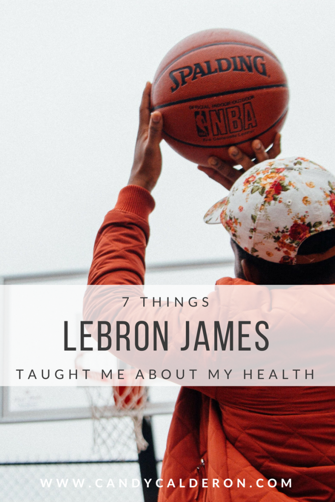 A decade-long dominance in the NBA is not a coincidence! Here I share the 7 main things I've learned about my health from following Lebron's career!