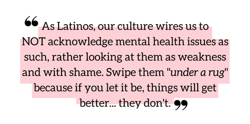 anxiety and depression in latinas
