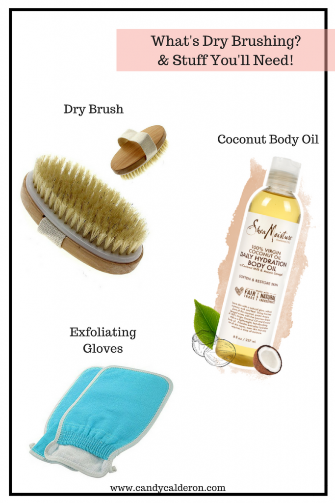 Celebrities swear by it with good reason, dry brushing your skin will not only help flush toxins but also improve cellulite, tone and much more