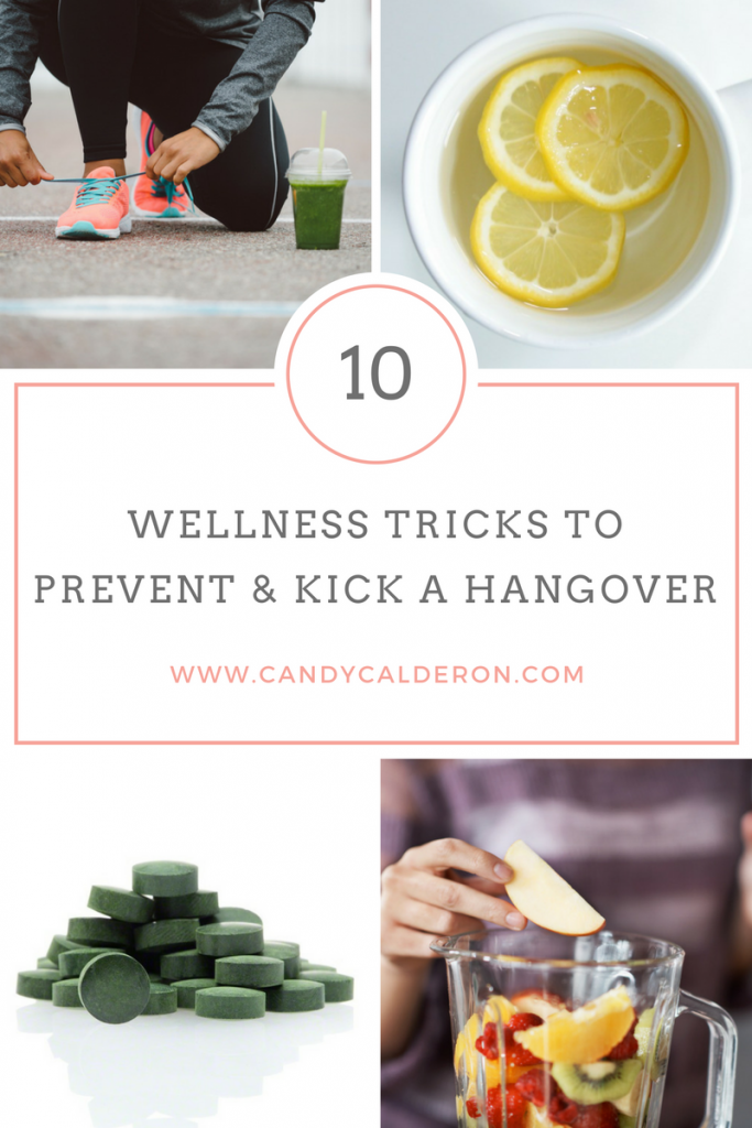 Suffering through a hangover is kinda of optional nowadays. Follow these 10 wellness tips to help you prevent, and kick a hangover to the curve!