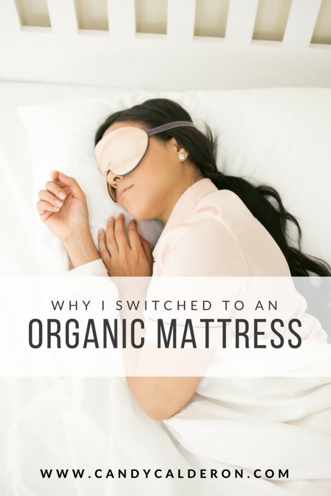 I needed a new mattress and decided to invest in an organic one because regular mattresses are full of harmful chemicals. Here's what you need to know!