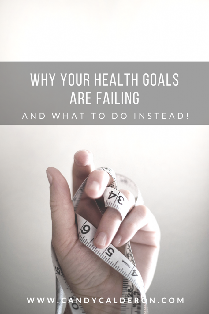 There's a reason why you can't seem to win with your health goals, here I tell you WHY and exactly what you need to do to change that!