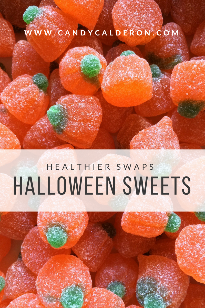 If you want to give your kids healthier Halloween candies without GMOs, artificial colors, or controversial preservatives, I got a list for you!