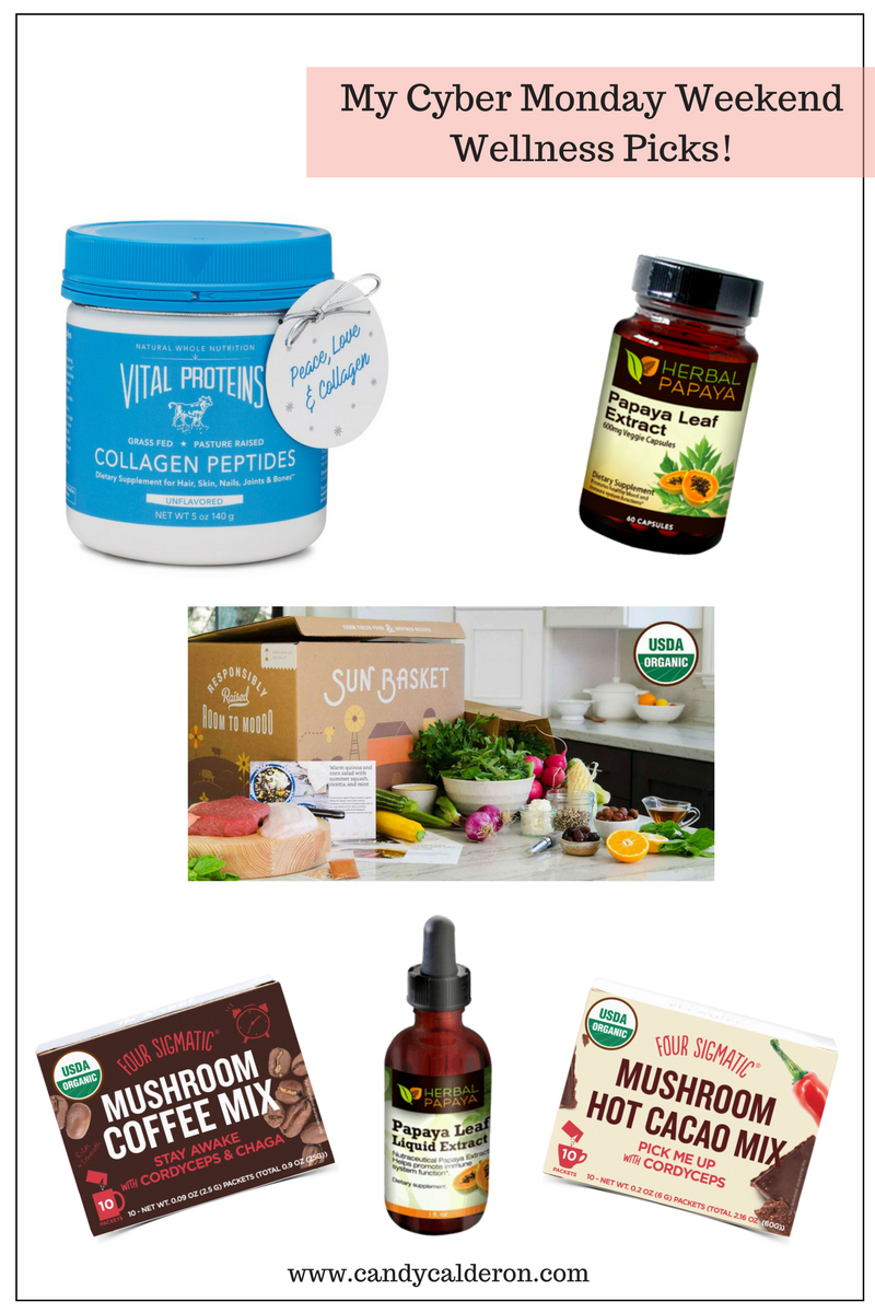 Black Friday emails with deals you don't want are a drag. If you wanted a curated list of health & wellness deals for Cyber Monday, this is for you!