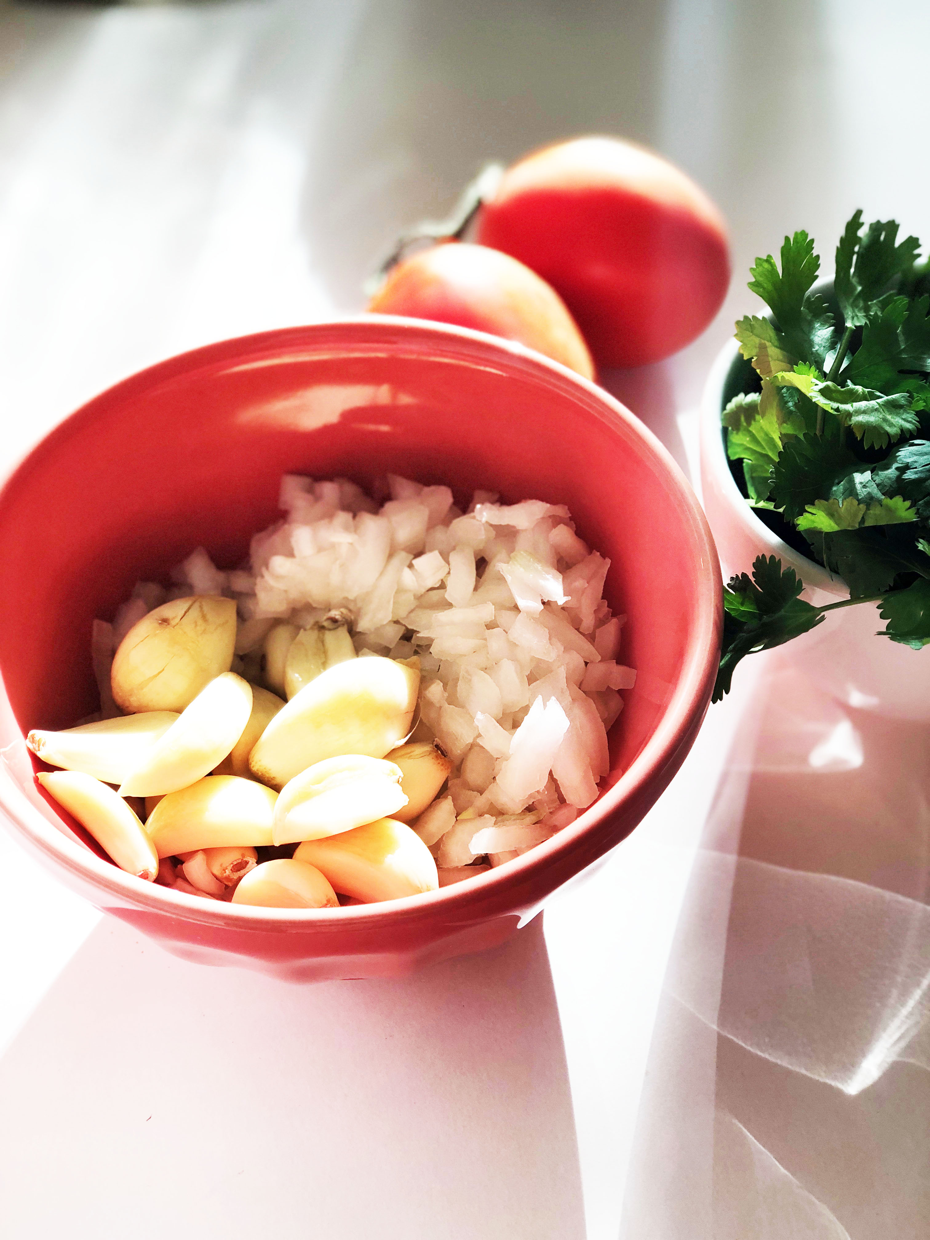 If you love rice & beans, you will LOVE this healthier twist using quinoa instead of rice. Fewer carbs, double the nutrition and taste. So yummy!