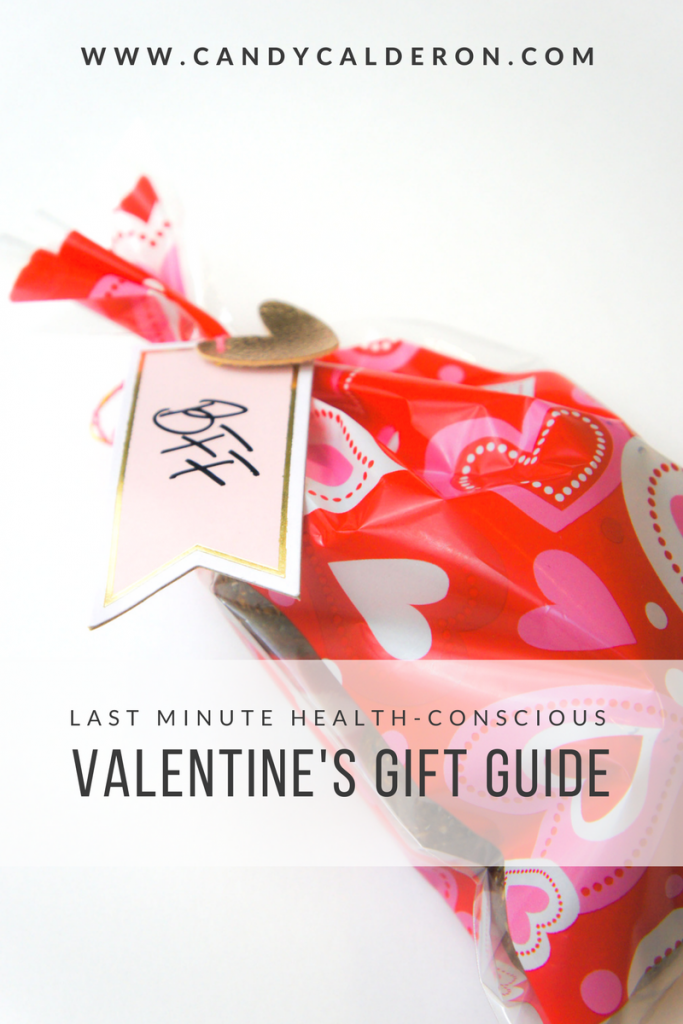 Valentine's Day is around the corner, here's a last-minute gift guide PERFECT for us health-conscious women, who likes to have fun, eat good and look chic!