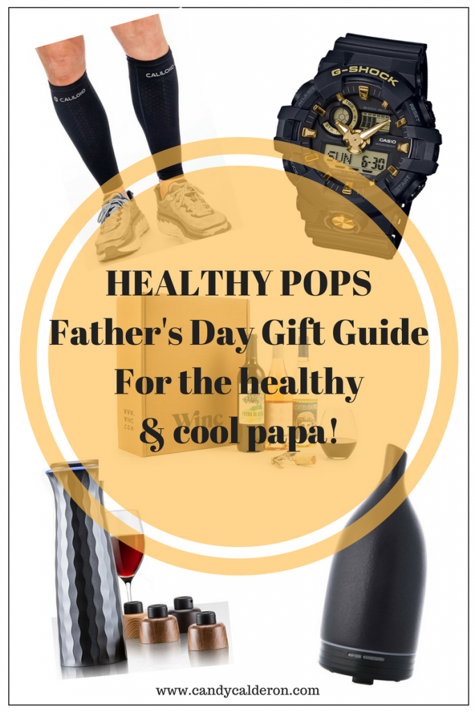 If you're looking for gift ideas for your dad on this Father's Day, that will support his health & wellness goals I got you covered! Check my the list of my fav picks :)