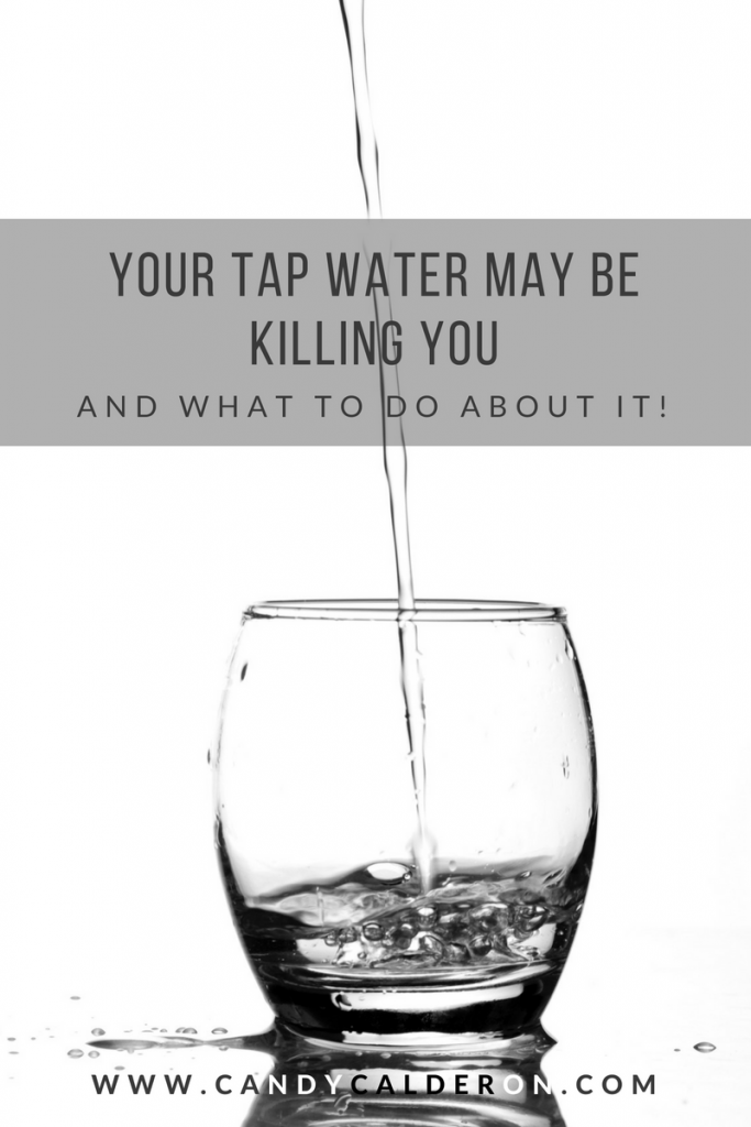 Have you ever wonder 'how clean' is your tap water? I went hard researching and what I found really scared me... I'm sharing it all with you here, and what to do about it!