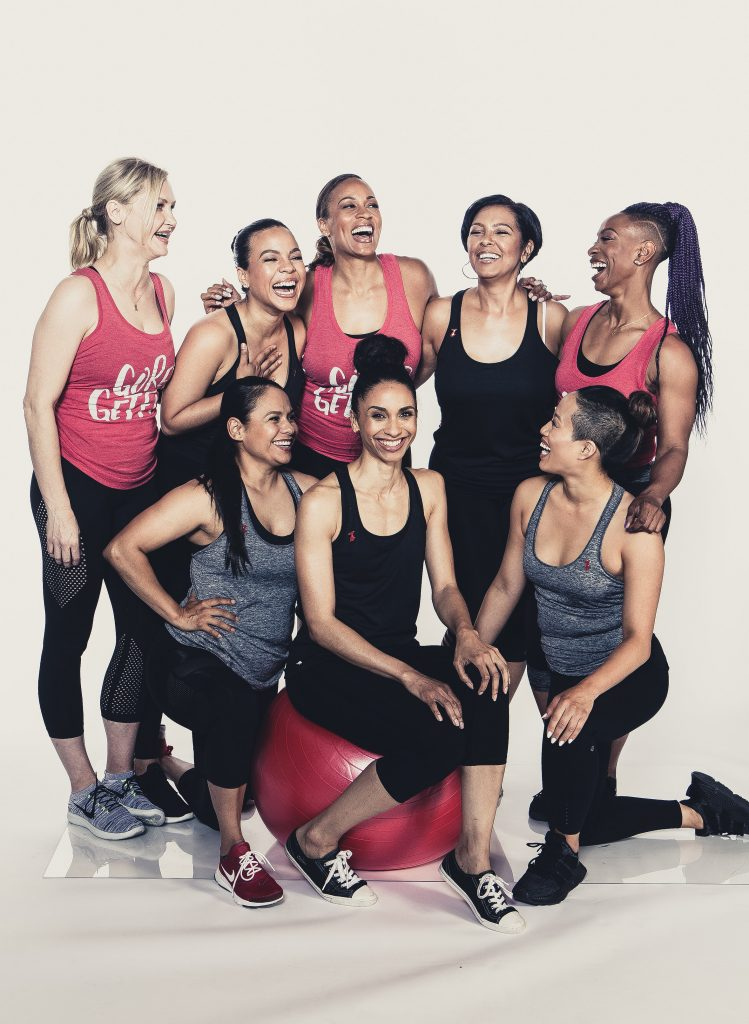 Heart disease is the #1 killer of women, even more than cancer! Join me in this amazing Go Red Get Fit 30 days challenge with the American Heart Association & Go Red For Women. Learn EVERYTHING you need to prevent and improve heart disease!