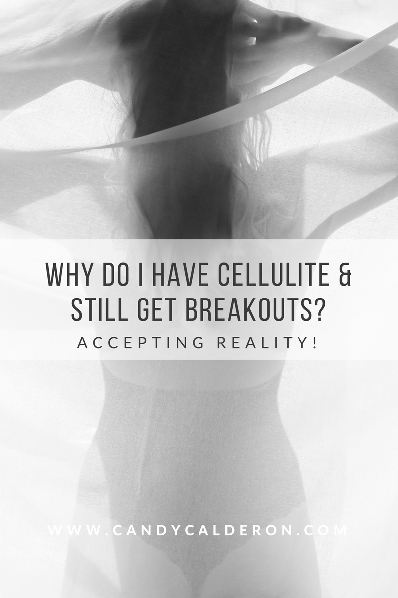 Hitting my thirties fell like a concrete block on my lap. I developed cellulite and started breaking out like crazy. Here I share the holistic plan I followed to fix that!