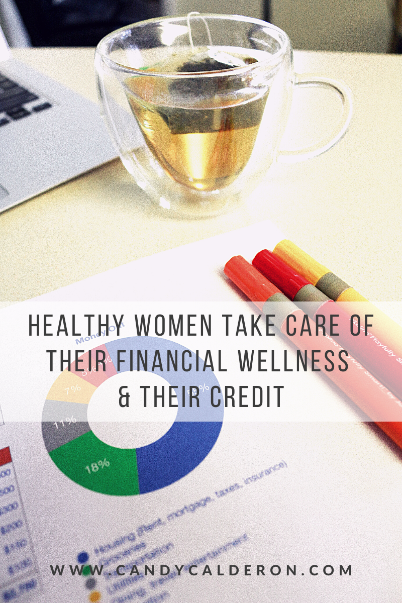 Our overall wellness MUST INCLUDE financial wellness. You can't be well and broke. You can't be truly well and thriving, with a bad credit score. Here I'm sharing my insights!